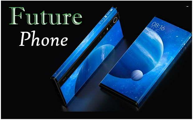 Upcoming Smartphone Series Future Phone - 2021