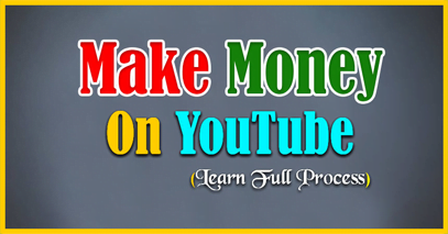 How To Create A YouTube Channel And Make Money (Full Process)
