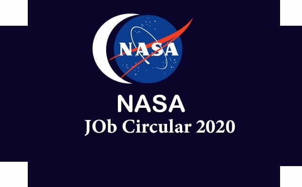 Nasa Job circular