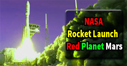 NASA Rocket Launch 2020 | NASA Going To Launch A Rocket in The Red Planet Mars