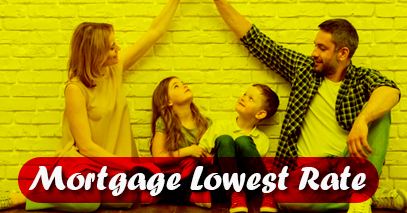 lowest rate home loan mortgage in America