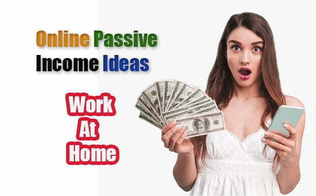 Online Passive Income Ideas | Top 3 advertising network - 2020