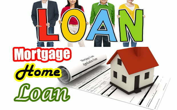 what is mortgage home loan