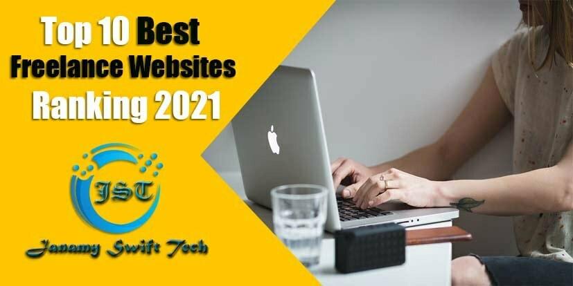 Freelance Websites Ranking List 2021