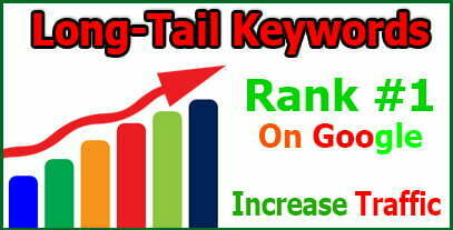 What Are Long-Tail Keywords rank on google first page for long-tail keywords
