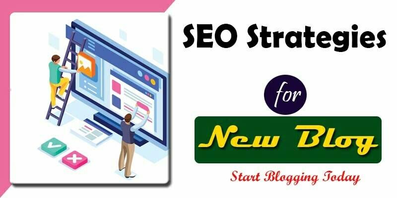 SEO Strategies for New Blog 2021 | Janamy Swift Tech