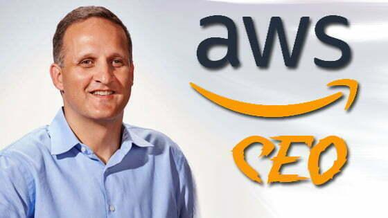 Amazon Web Services AWS Next CEO