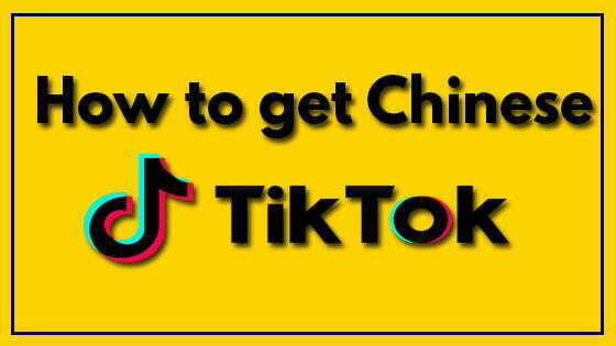 How to get Chinese TikTok Douyin on iOS and Android