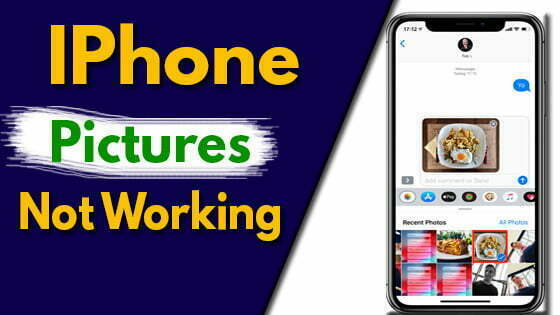 IPhone Pictures Not Working: Possible Causes And Solutions To Fix The Issue