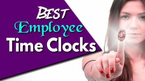 Best Employee Time Clocks for Employers