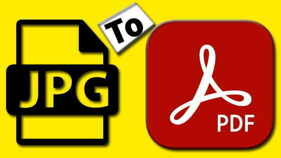 How to convert JPG into PDF on Ubuntu