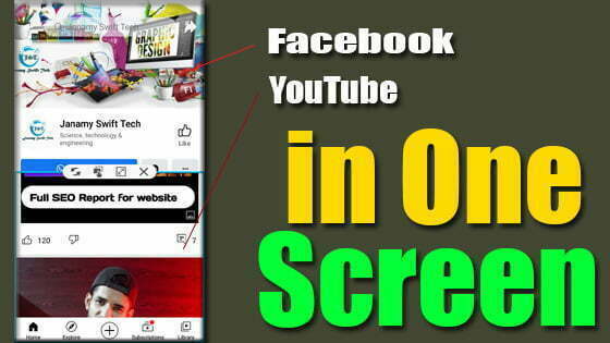 How to setup split screen mode on Android phone Android Multi Window