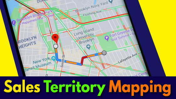 Sales Territory Mapping: Benefits, Google Maps, Optimize