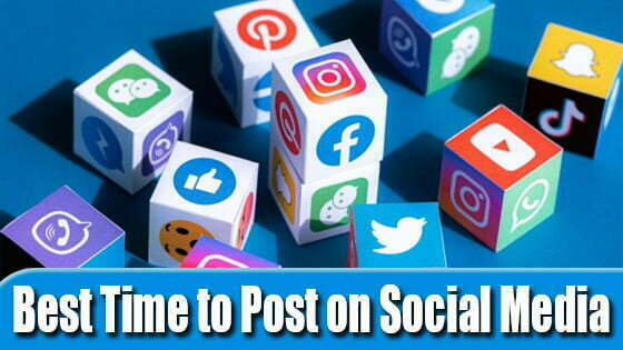 The Best Time to Post on Facebook, Twitter, Instagram and LinkedIn