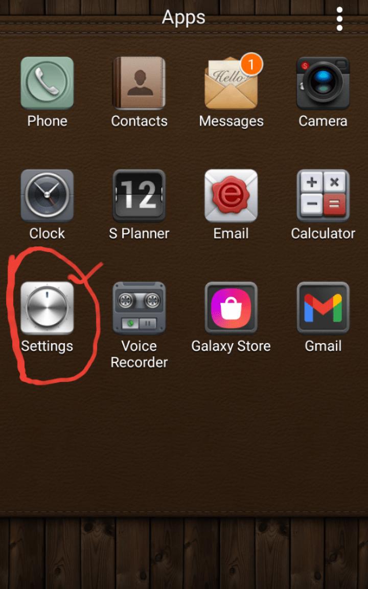 multi window split screen settings