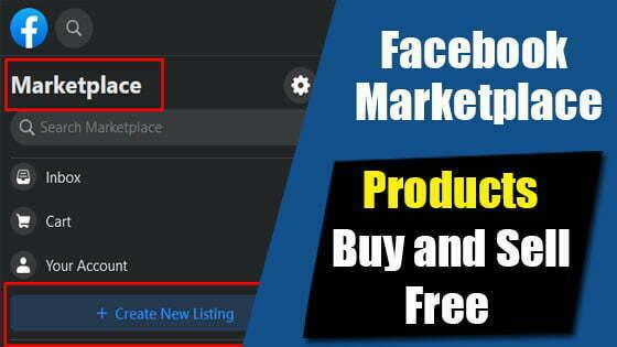 Introducing Facebook Marketplace Buy and Sell With Your Local Community