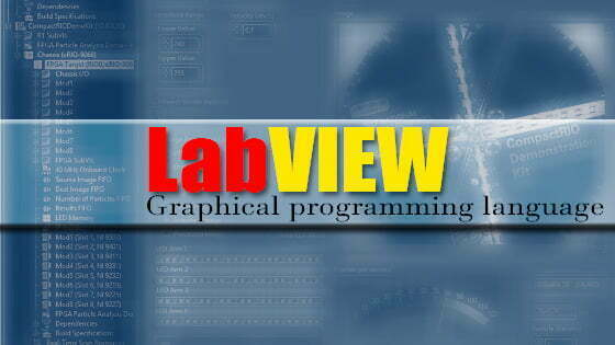 What is LabVIEW: Graphical programming language