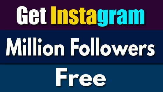 Secret ways to Increase Instagram followers free