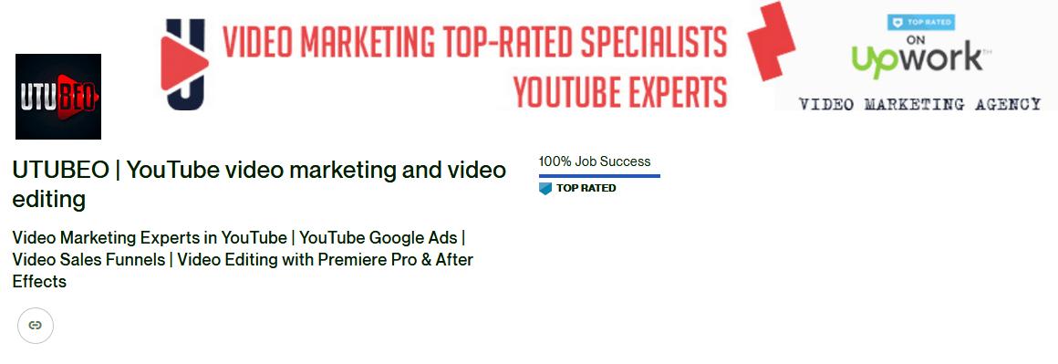 UTUBEO YouTube Influencer Agency