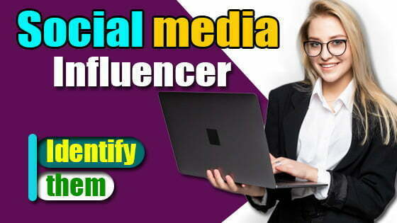 Who is a Social media influencer?