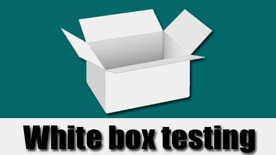 White Box Testing: eCommerce Marketplace Management
