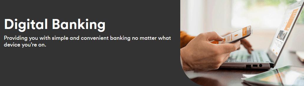 Tangerine Mobile Banking App