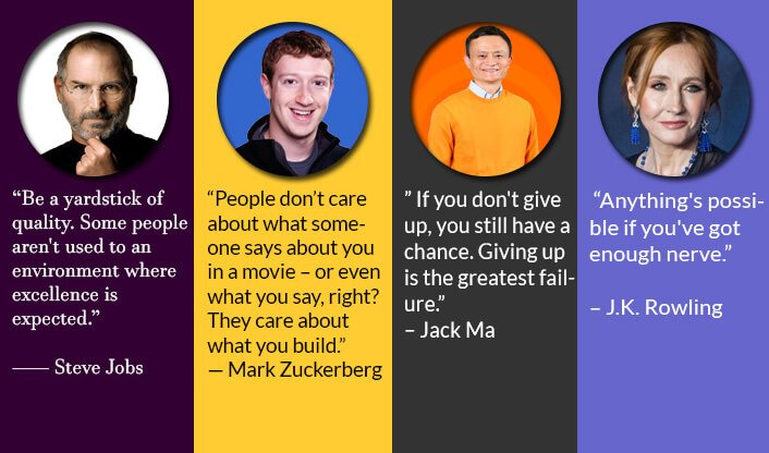 Famous Person Quotes for personal branding