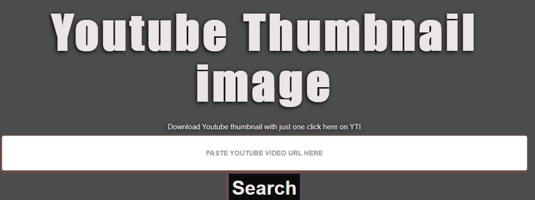 Youtubethumbnailimage.com