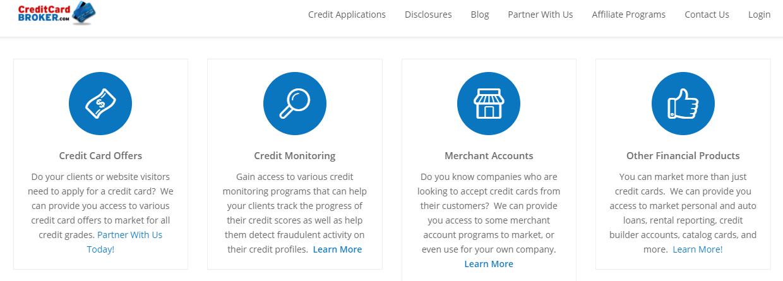 CreditCardBroker.com affiliate