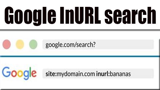 Google InURL search