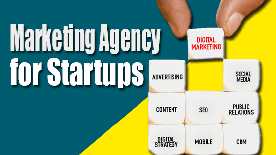 Marketing Agency for Startups & Small Businesses