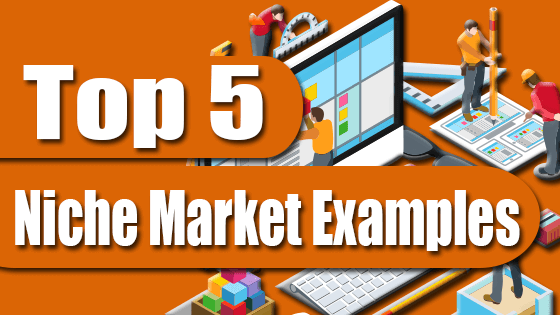 Top 5 Niche Market Examples