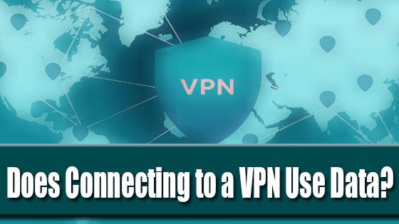 VPN Use Data
