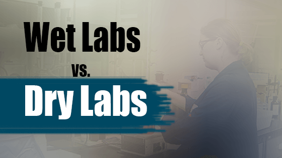Wet Labs And Dry Labs From Lab Design Experts